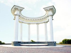 White Rotunda