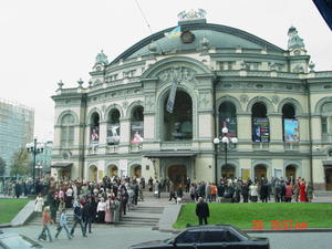 Shevchenko National Opera House of Ukraine
